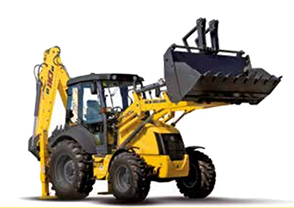 hire our B110b Backhoe